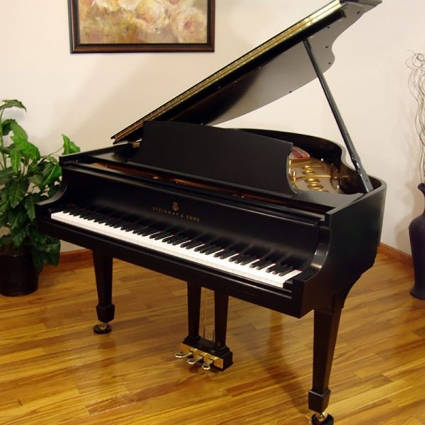 1941 Steinway S Baby Grand Piano in Ebony Traditional