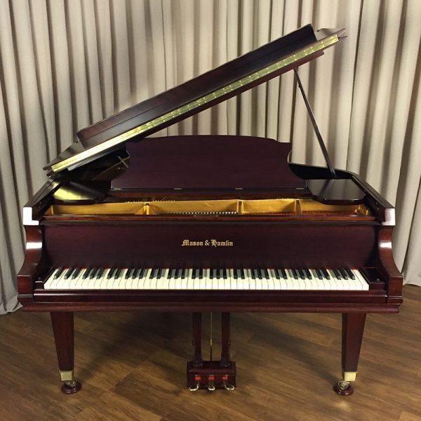 mason hamlin a grand piano restored