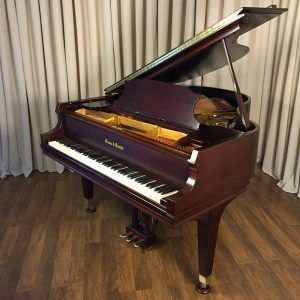 pre owned mason hamlin a grand piano mahogany