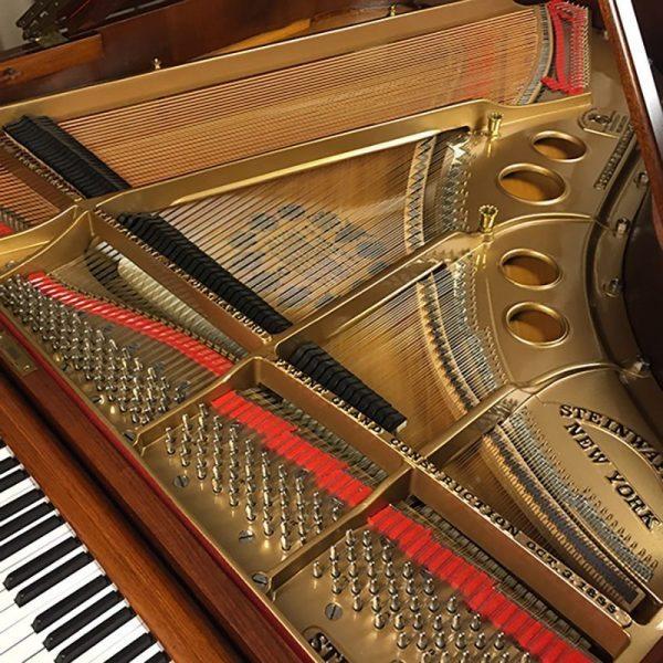 Steinway Hamburg Pianos
