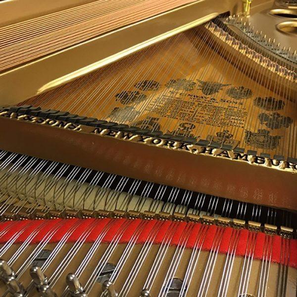 Antique Steinway Hamburg O Grand Piano