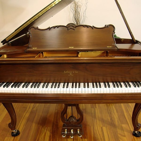 sohmer grand piano restored refinished