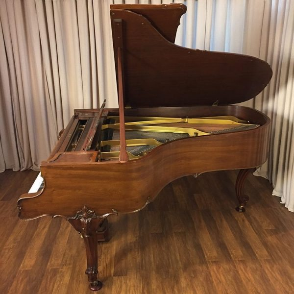 1917 Steinway model A3 Grand Piano Louis XV Style