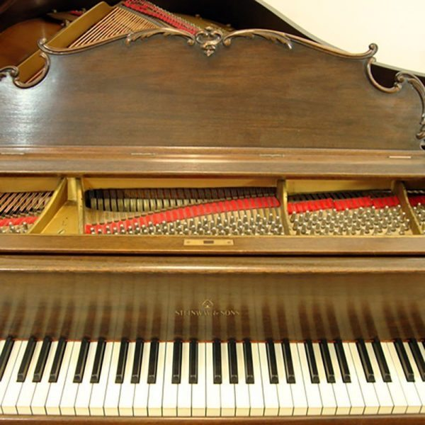 Steinway model L Louis XV Grand Piano