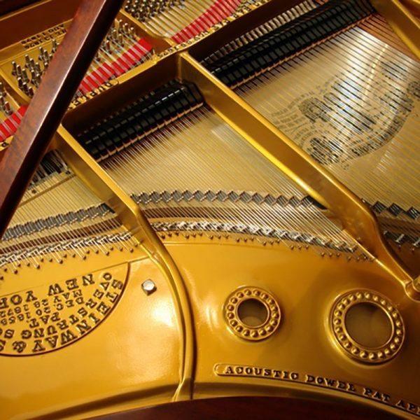 1906 Steinway A Grand Piano Mahogany Victorian Style Restored