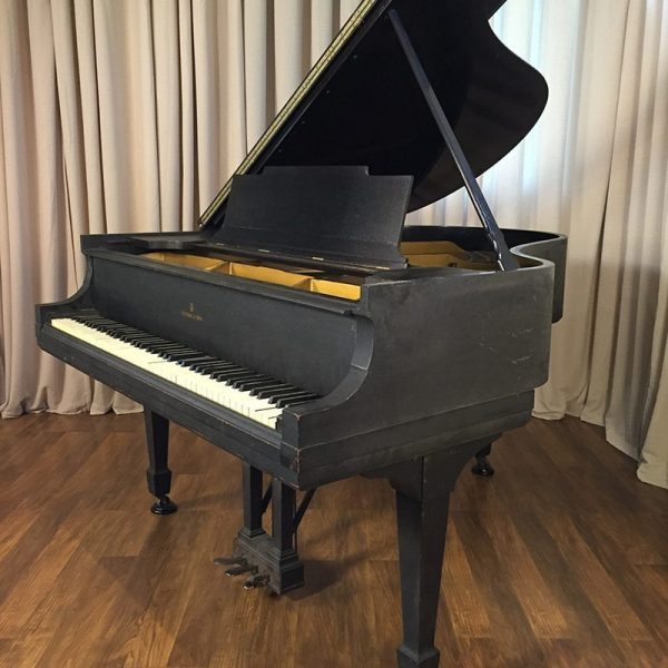 steinway m traditional style ebony original condition
