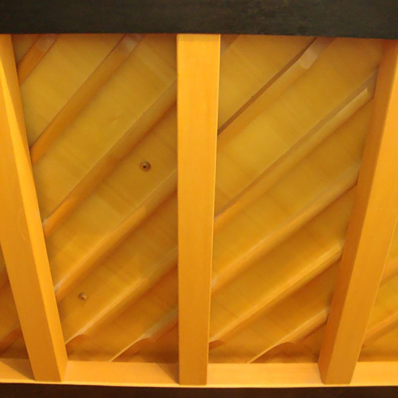 Yamaha U1 Upright Piano Soundboard