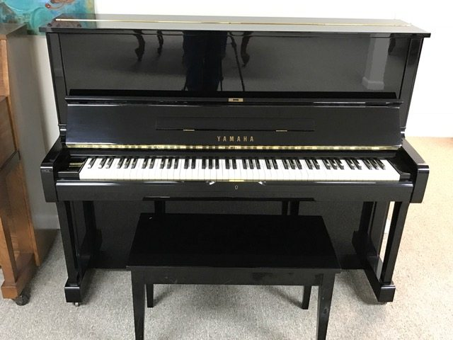 1981 yamaha u1 upright piano piano restoration sales for Yamaha u1 professional upright piano