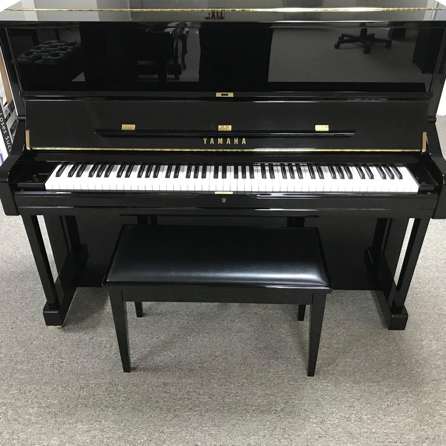 2016 Yamaha U1 Upright Piano Like New Piano