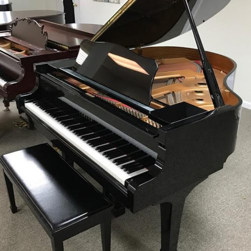 Used steinway grand pianos for sale pre owned restored for Yamaha c2 piano for sale